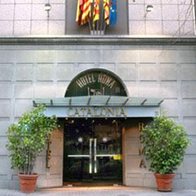 Hotel Catalonia Roma Barcelona