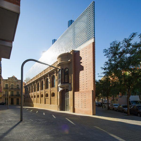 Equipament Municipal Anglesola – Barcelona