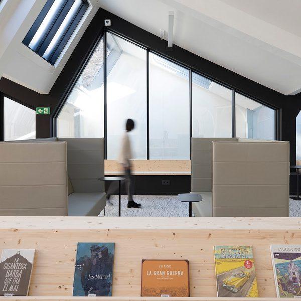 Biblioteca Montserrat Abelló – Barcelona