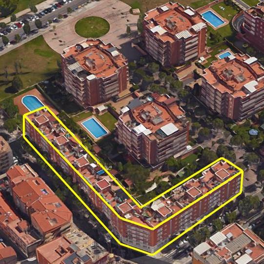 80 Habitatges – Can Fatjó, Cornellà