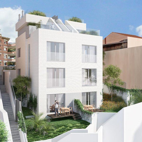 4 Dúplex – Residencial Mendoza, Barcelona