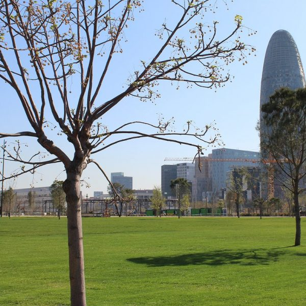 Plaça de les Glòries – Barcelona