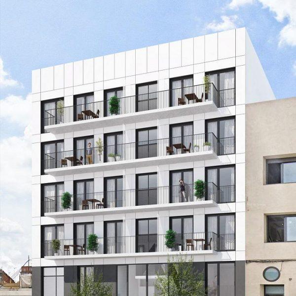 14 Habitatges – Teodoro Llorente, Barcelona