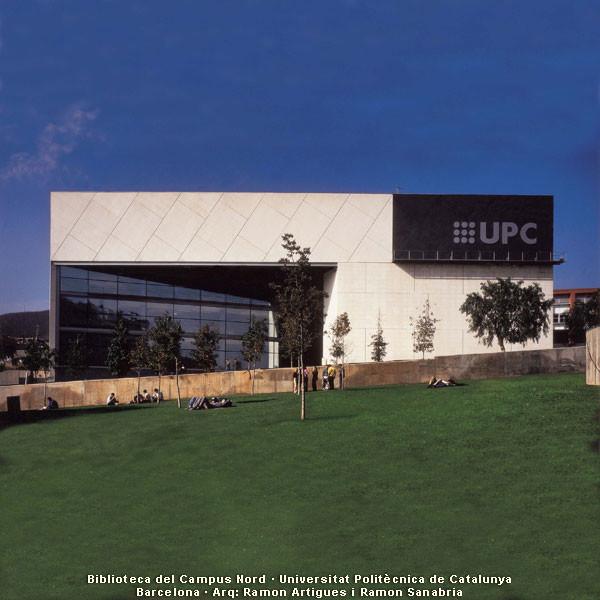 UPC Campus Nord Barcelona