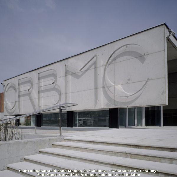 Centre de Restauració Bens Mobles Sant Cugat