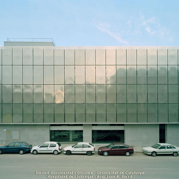 Dipòsit Documental i Oficines Hospitalet