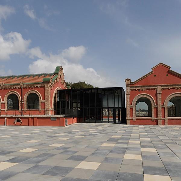 Casa de l'Aigua – Ajuntament de Barcelona (BIMSA) – Barcelona
