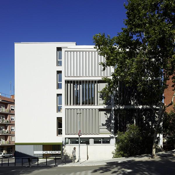 CEIP Calderón – Departament d'Educació (Generalitat de Catalunya) – Barcelona