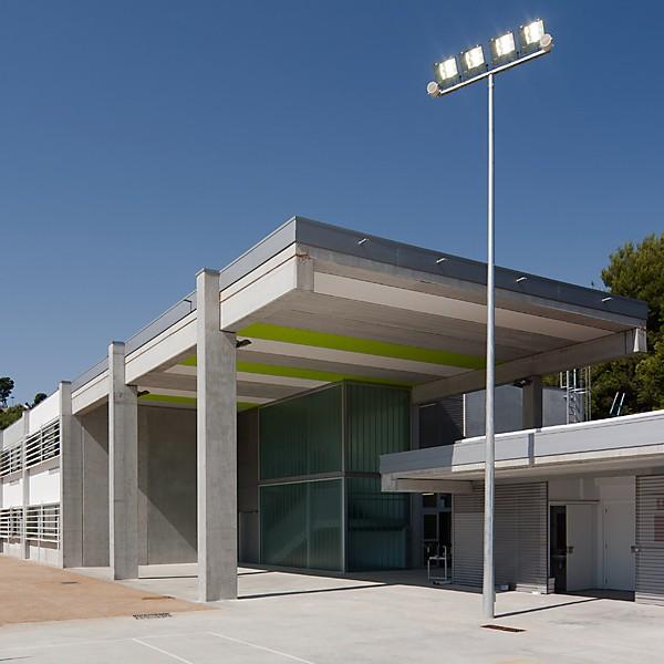 CEIP Josep Guinovart – Departament d'Ensenyament (Generalitat de Catalunya, Infraestructures.cat) – Castelldefels