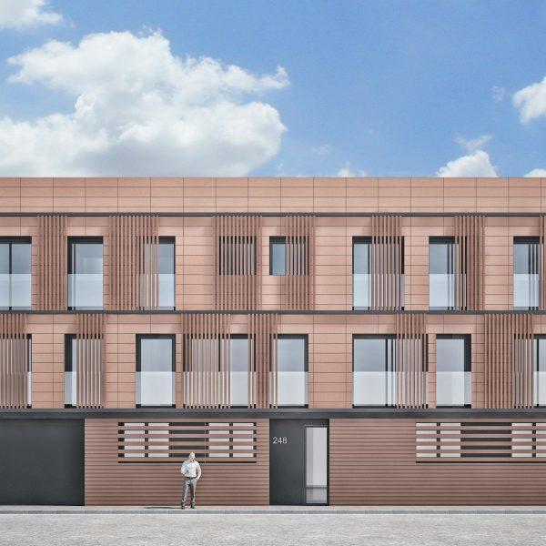 10 Habitatges – c/Sol, Sabadell